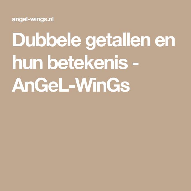 dubbele getallen en hun betekenis - angel-wings   edelstenen