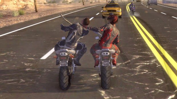 Road Redemption Pc Bike Racing Game Bikes Games Free