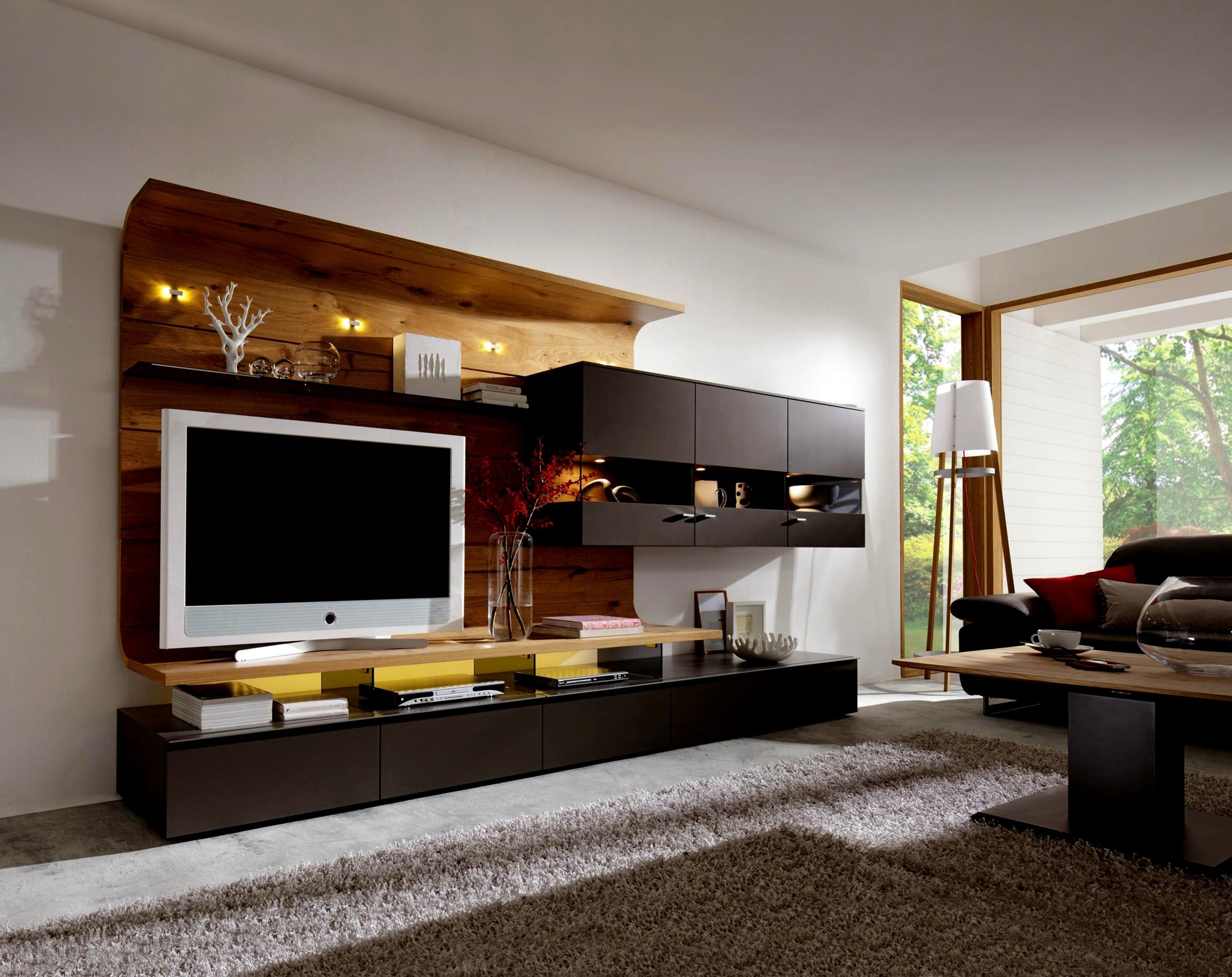 35 Stunning Wall Units Designs for Cozy Living Room Ideas ...