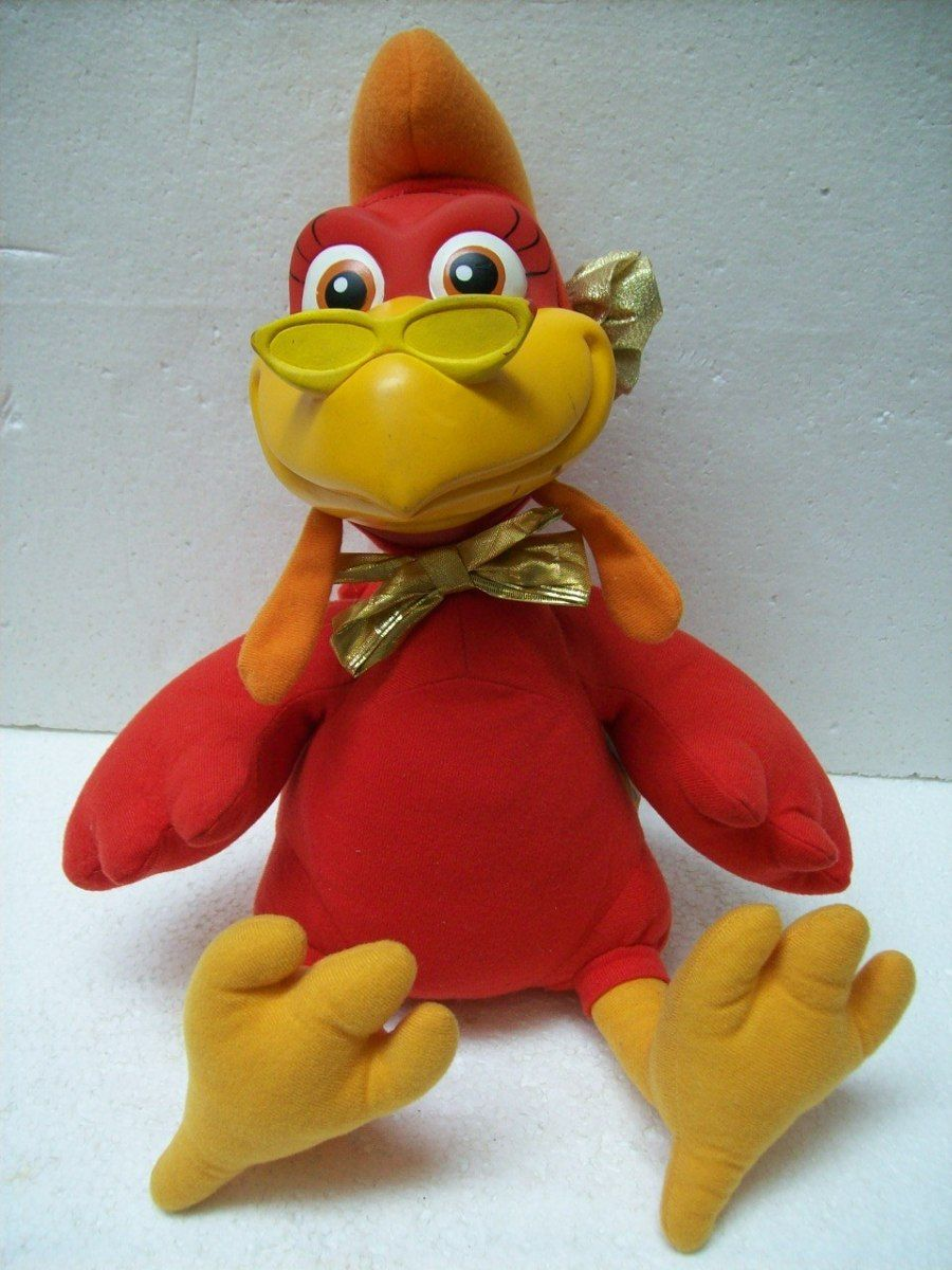 Cocoricó Brinquedo Antigo Multibrink Boneco Galinha Zazá - R  67,00 no  MercadoLivre 8a10f9dac0