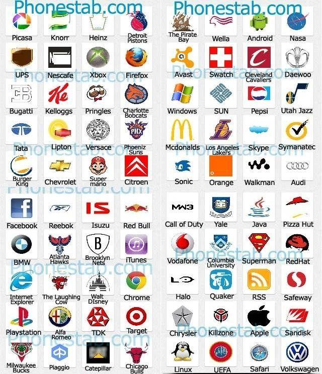 Android+<b>Logo</b>+<b>Quiz</b>+<b>Game</b>+Answers | <b>Logo Quiz Game</b> Answers for ...