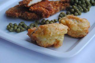 Hrskavi riblji (pileći) fileti / Crispy fried fish (chicken) fillets