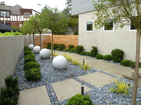 18 Moderne Patio Designs