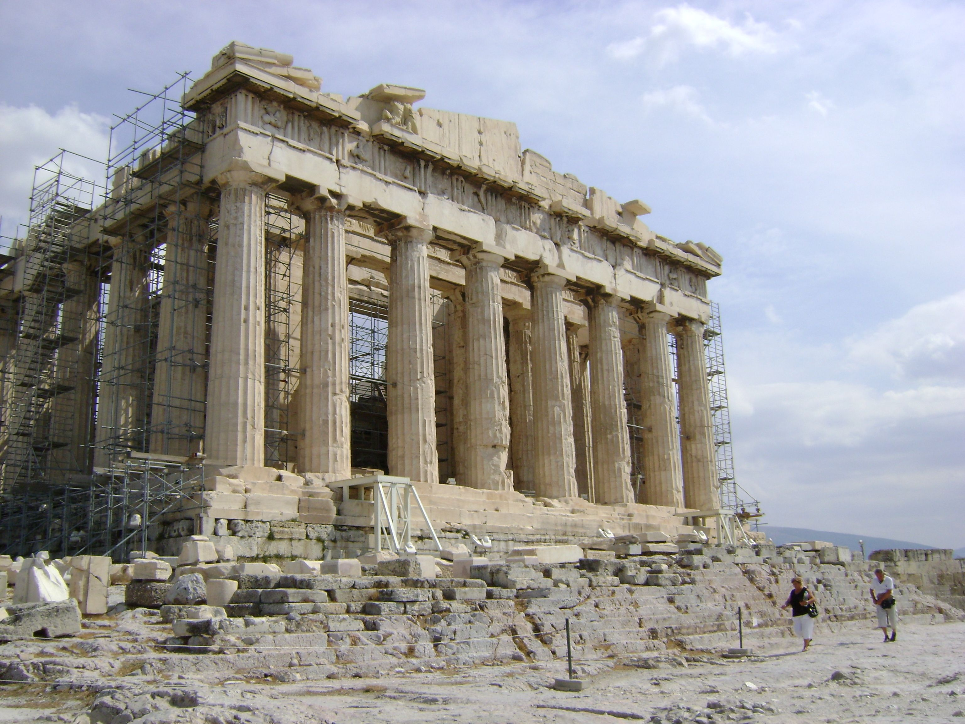Pin Parthenon Acropolis Of Athens Ancient Greek ...