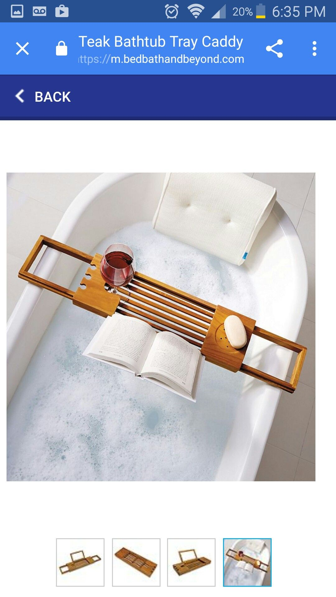Bath Caddy From Bed Bath And Beyond Bath Tray Caddy