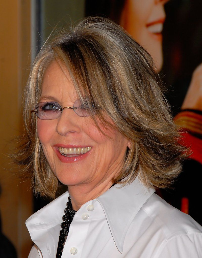 Diane Keaton In World Premiere Of Because I Said So Arrivals