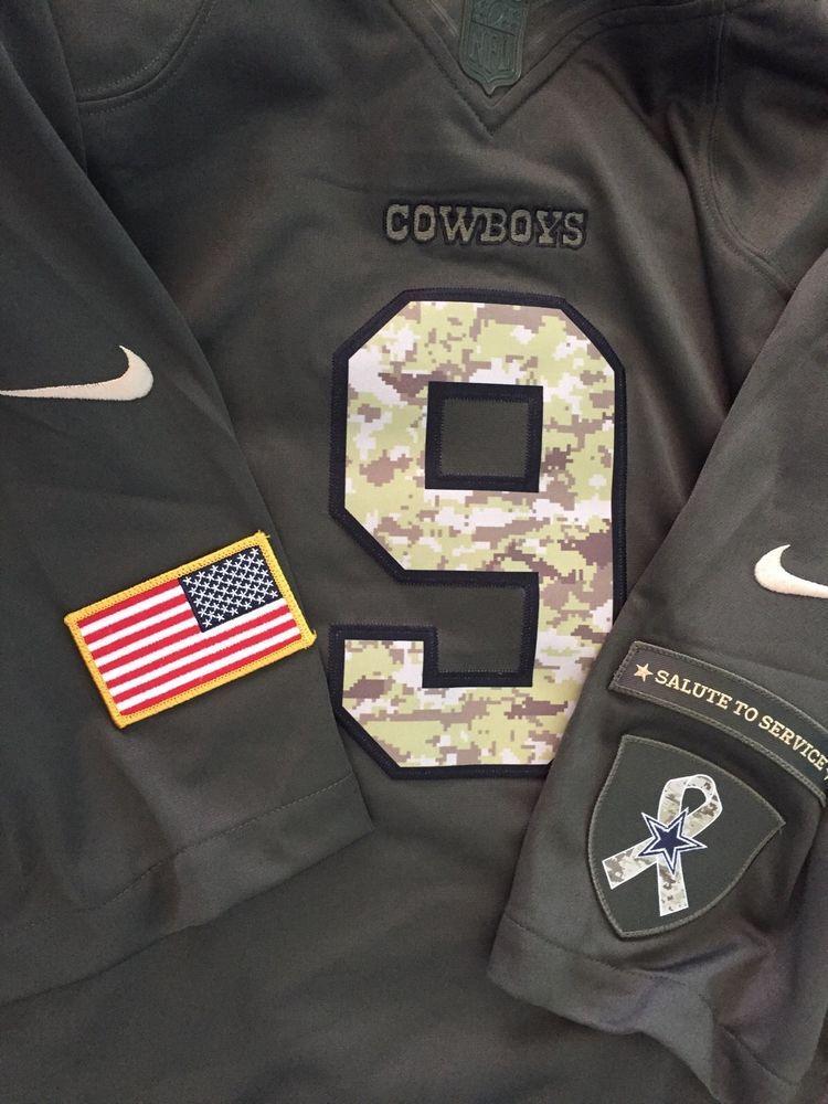 best website 4c1c6 ec184 Men's Xl Tony Romo Camo Jersey #NFL #Dallas Cowboys