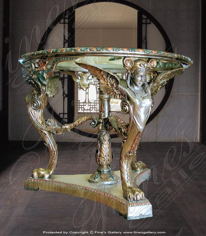 Bridger Cast Bronze Tables - CASTE Design in 2020 | Bronze