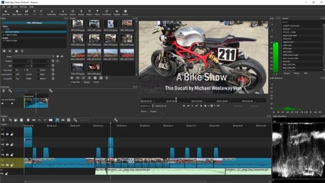 Shotcut Offline Installer For Windows 10 7 8 8 1 32 64 Bit Free Video Editing Software Video Editing Free Video Editing Software