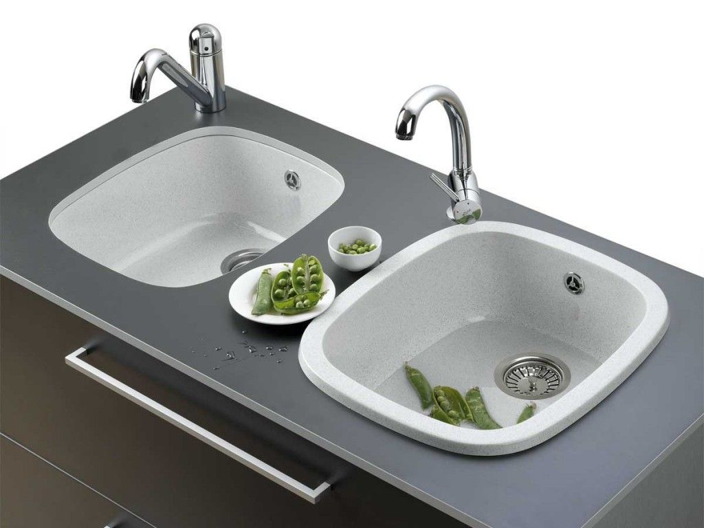 Explore Kitchen Sink Faucets and more Twin pretty kitchen sinks and faucets in small sizes in black and  . Kitchen Sink Designs. Home Design Ideas