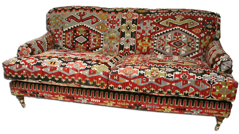 Kilim Istanbul Sofa Lodge Furniture Shabby Chic Upholstered Chair Upholstery