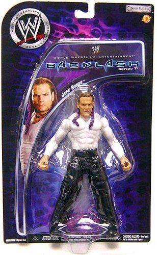 WWF Backlash Series 4 Kane Jakks