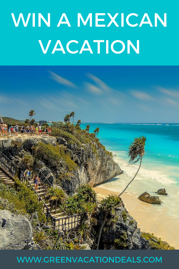 Free vacations giveaways