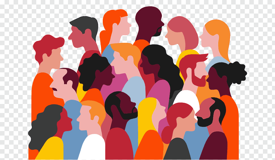 Group Of People Illustrator Graphic Design Art Woodcut Behance Icon Design 2019 Free Png In 2020 Graphic Illustration Illustration Design People Illustration