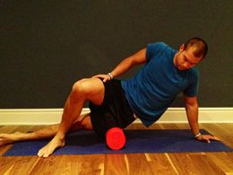benefits of foam rolling for yoga  ejercicios