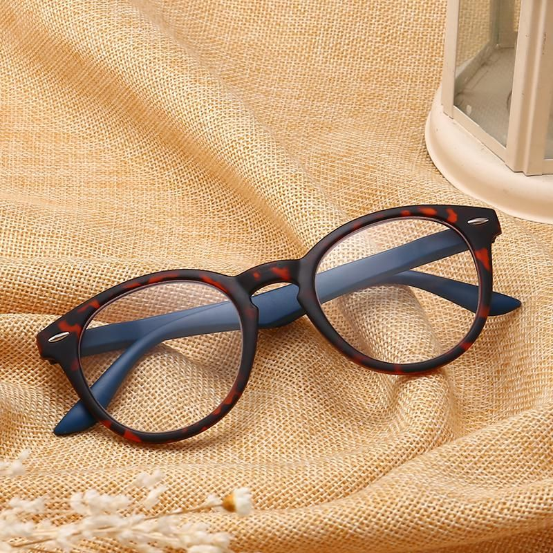 17834eb2ba J N Fashion Colors Unbreakable Reading Glasses Women Men Ultralight Anti  Fatigue Flower Temple Presbyopic Magnifier TL18157