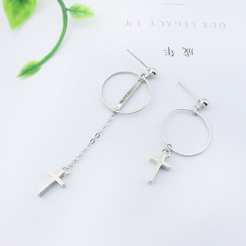 348a102cb Cheap pendant earrings, Buy Quality earrings for directly from China cross  earrings Suppliers: Fashion