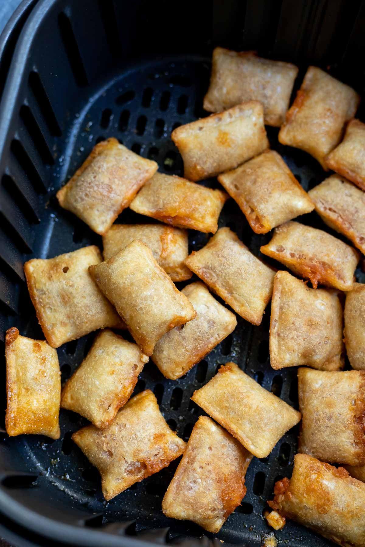 Pizza Rolls In Air Fryer Recipe in 2020 New air fryer