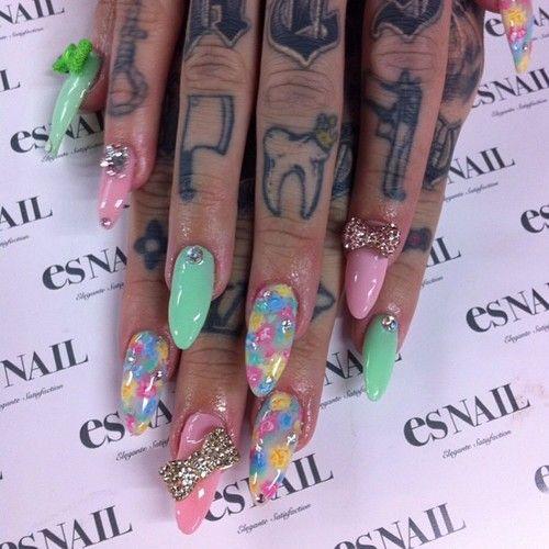 Pin By Jesyka Hope On Nails Sassy Nails Nails Es Nails
