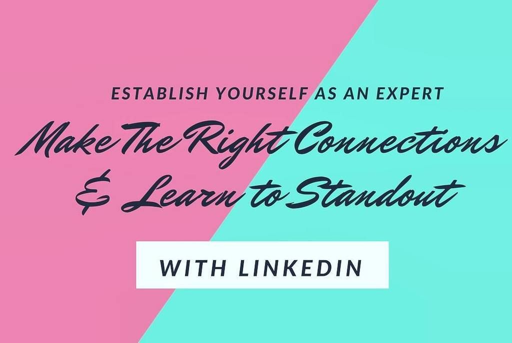 Make the right connections and learn how to optimize your #LinkedIn profile with some simple tips!