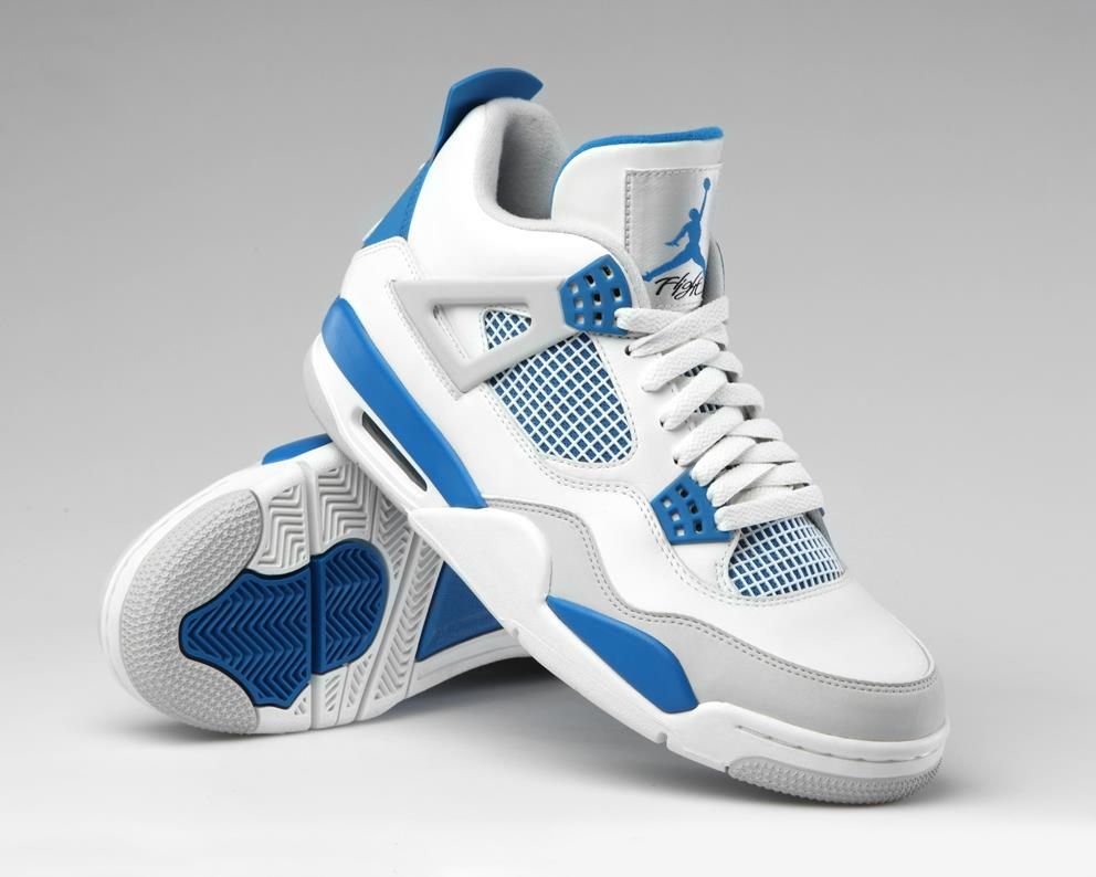 Air Jordan 4 Military Blue : Disponible samedi | Sneakers Addict™