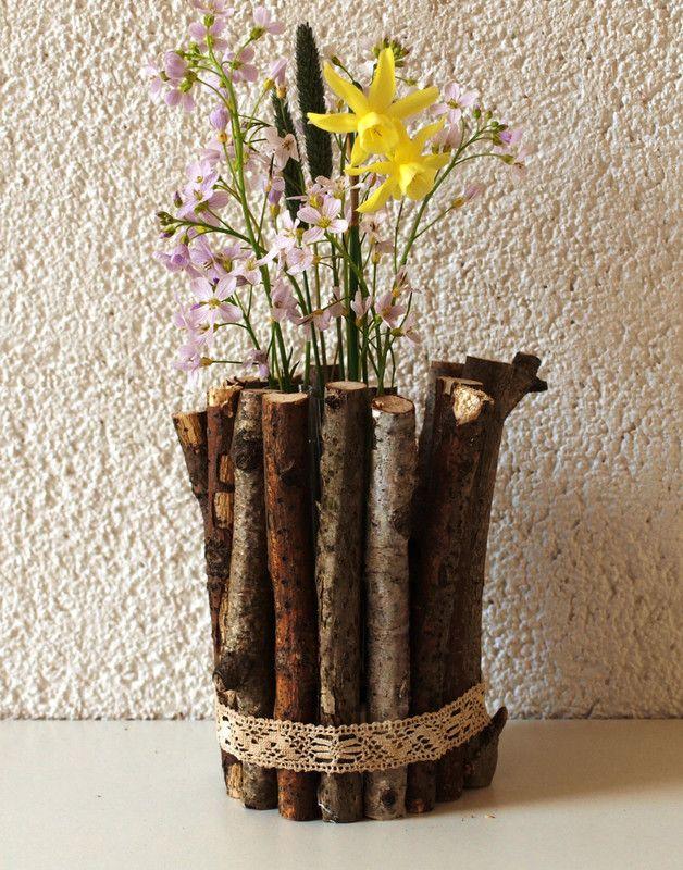 vasen 3 reagenzglas vase waldgefl ster ein. Black Bedroom Furniture Sets. Home Design Ideas