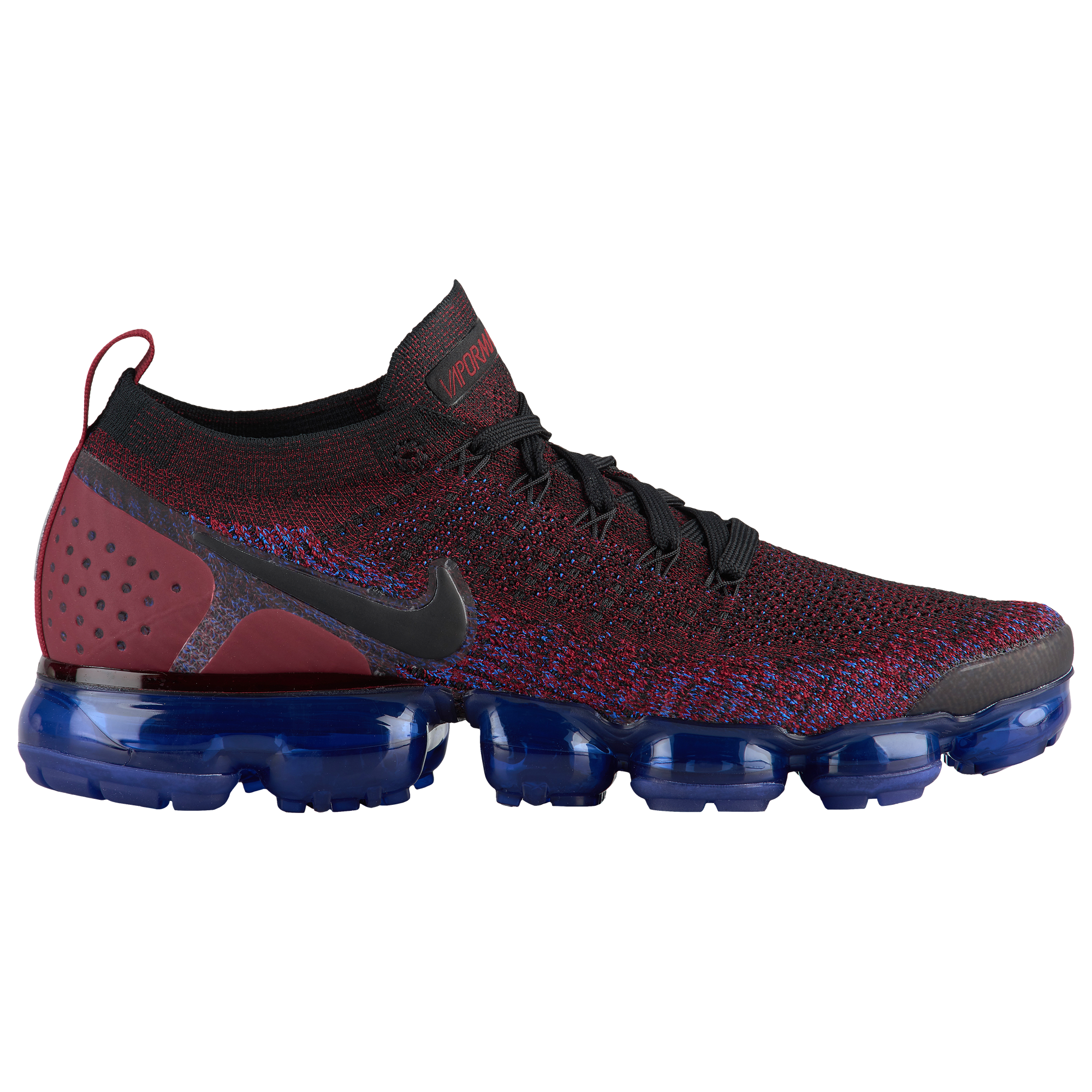 f8309b2013c08 Men s Nike Air Vapormax Flyknit 2 - Black Black Team Red Racer Blue -  42842006 -  Nike  AirMax  NikeAirMax  footaction  Training  Fitness   PersonalTraining ...
