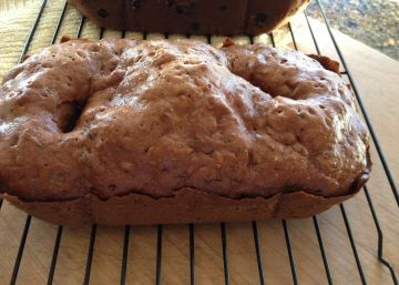 Zucchini Bread (Bread Machine) | Recipe | Bread machine ...