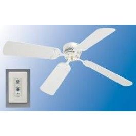 Dc Ceiling Fan 12v Remote Controlled White Off Grid Living Backwoods Solar Dc Ceiling Fan Ceiling Fan Ceiling Fans For Sale
