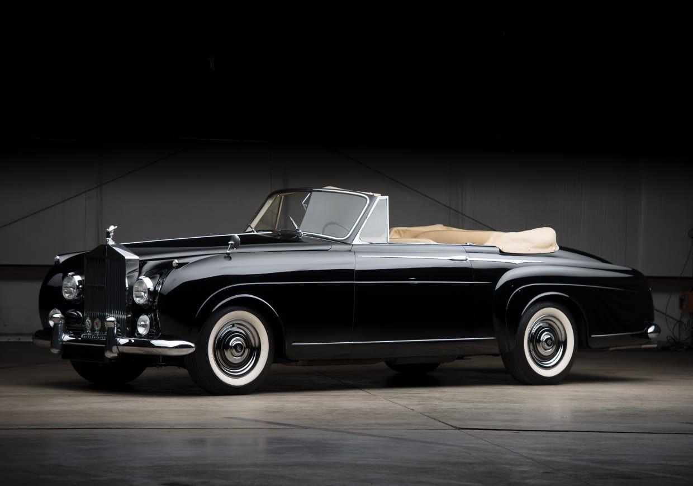 Photo of Car Porn: 1957 Rolls-Royce Silver Cloud