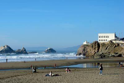 Ocean Beach San Francisco On Pinterest Surf Fishing