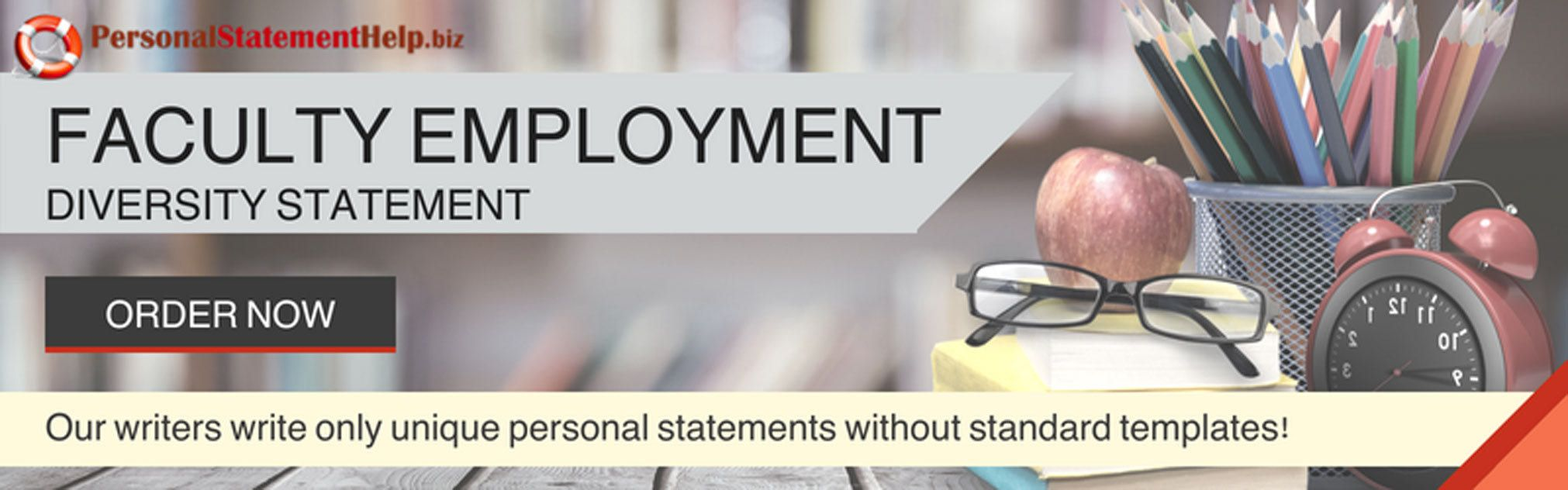 Sample diversity statement for employment help that can