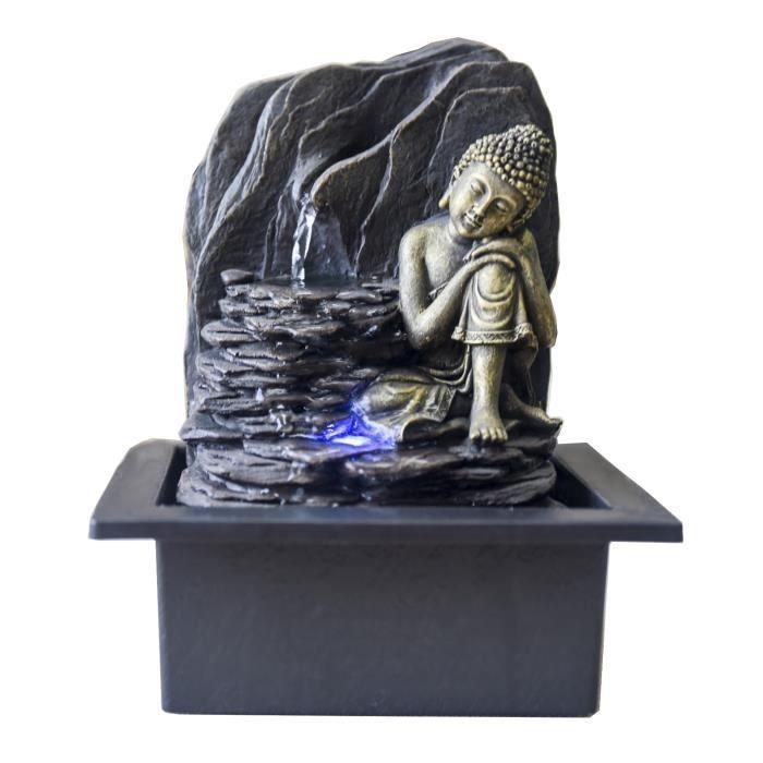 Zen Light Fontaine D Interieur Saoun Fontaine Bouddha