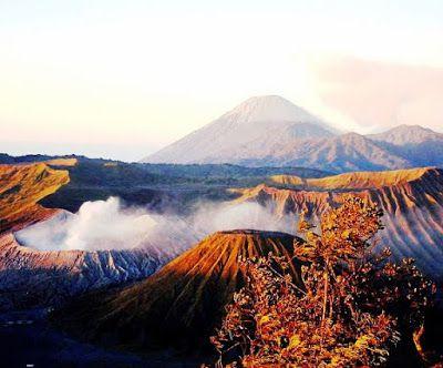 Jatim Eksotis Wisata Gunung Bromo Jawa Timur Yang Eksotis