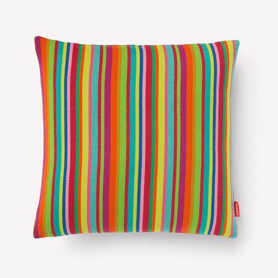 Millerstripe Pillow by Alexander Girard