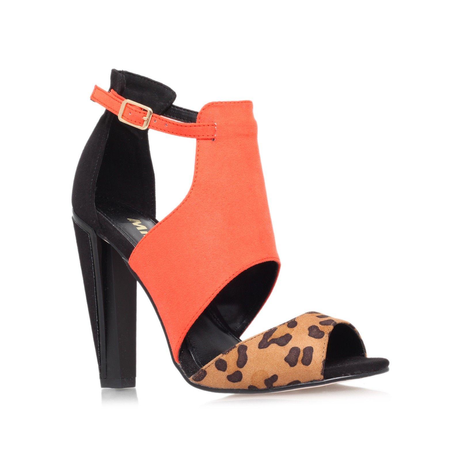 Black sandals debenhams - Miss Kg Multi Coloured Earl High Heeled Court Shoe At Debenhams