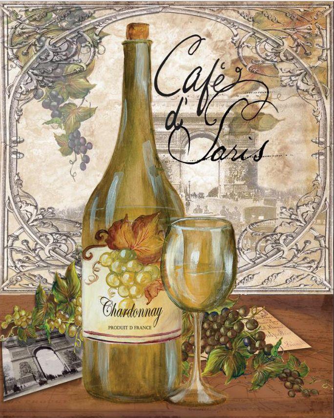 Mis laminas para decoupage decoupage wine and vintage - Laminas vintage para cocina ...