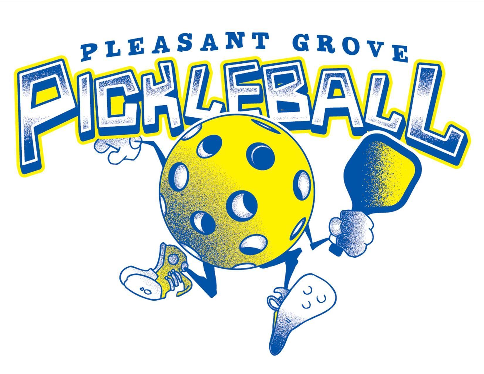 hight resolution of nice little pickleball logo