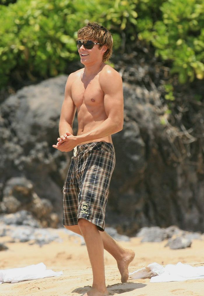 Zac efron on the beach naked, niaga nude