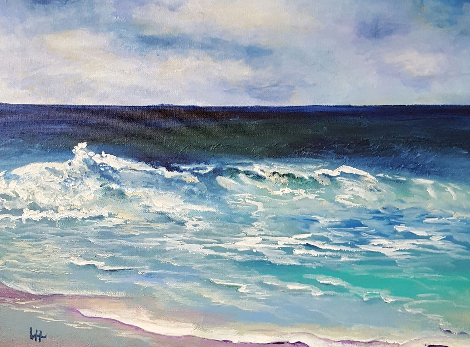 Gulf Shores Alabama Original And Giclees On My Website