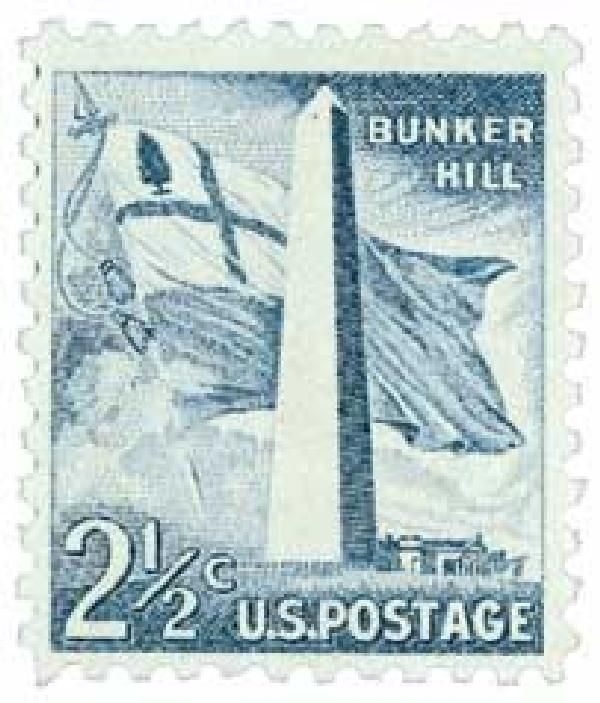 On June 17 1775 American Colonists Inflicted Heavy British Casualties In Their Loss At The Battle Of Bunker Hill
