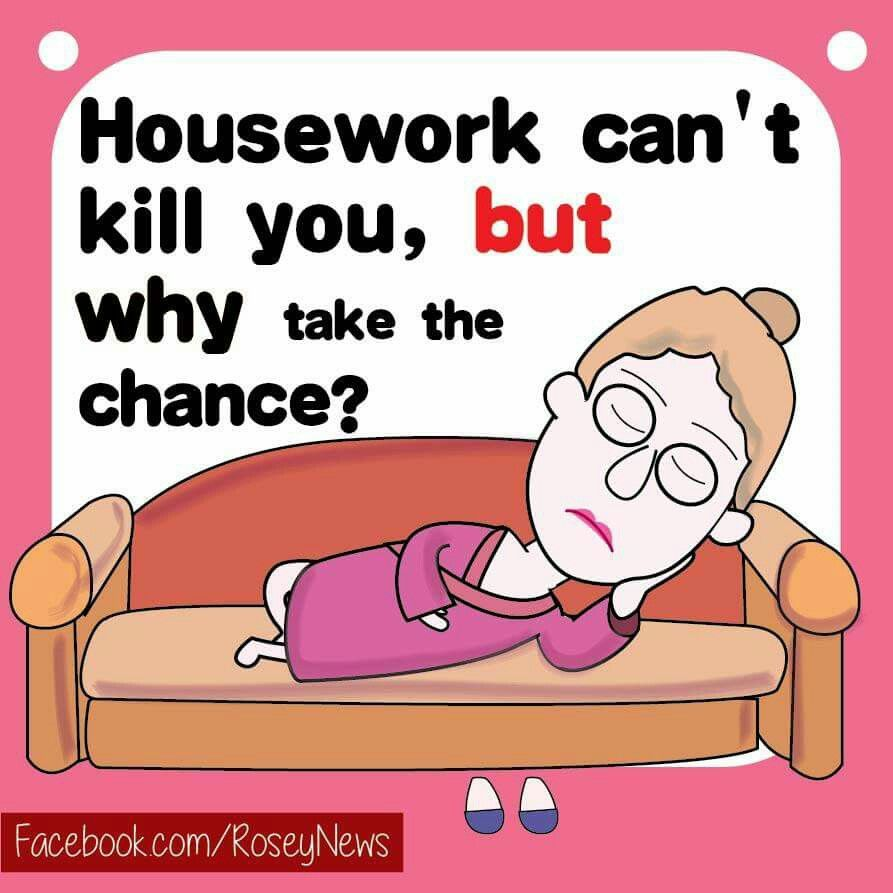 Haha Ty Debbie Housework Humor Housework Ecards Funny