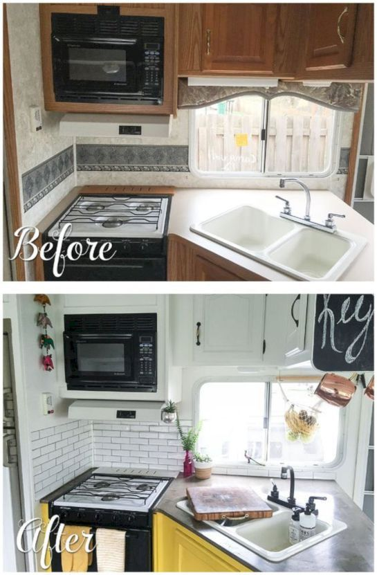 15 Awesome Camper Renovation Ideas For A Happy Life
