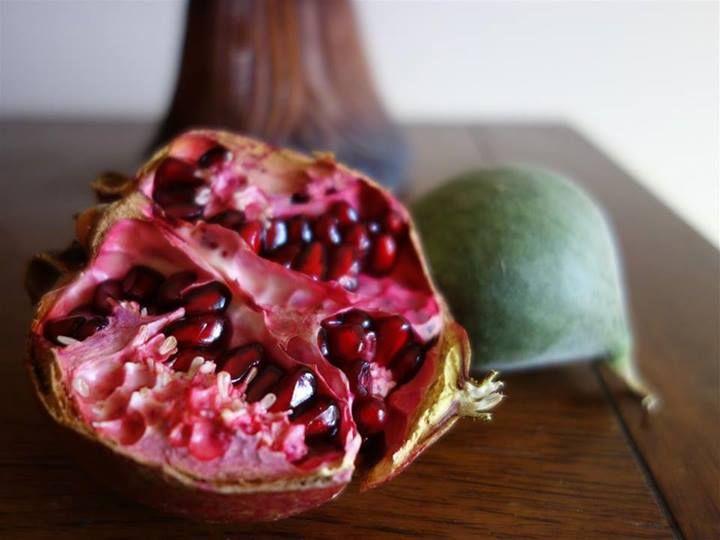 Just for Fun: Still Life Pomegranate