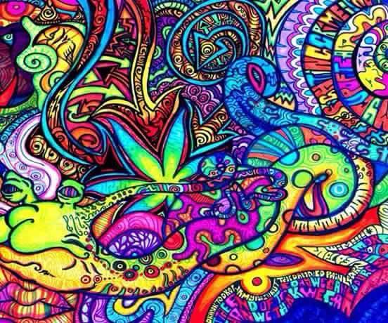 Colourful Streetart