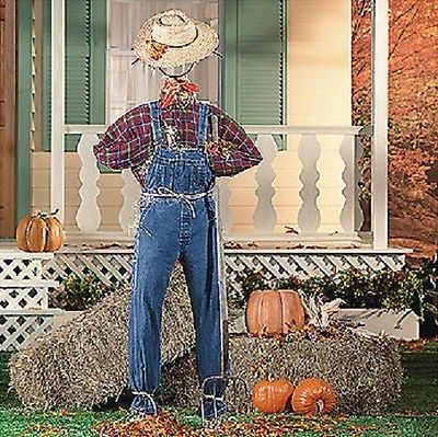 Life Sized Country Scarecrow