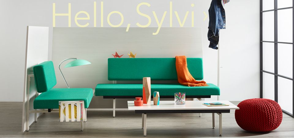 Merveilleux Izzy Plus Sylvi Sofa