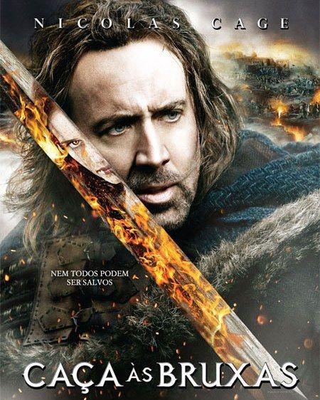 Caca As Bruxas Behmen Nicolas Cage Lutou Por Varios Anos Nas