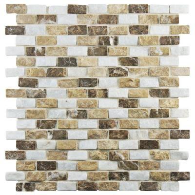 Ideen Für Die Küche · 9 Mm · Merola Tile Griselda Subway Sand 11 1/2 In. X  11 1