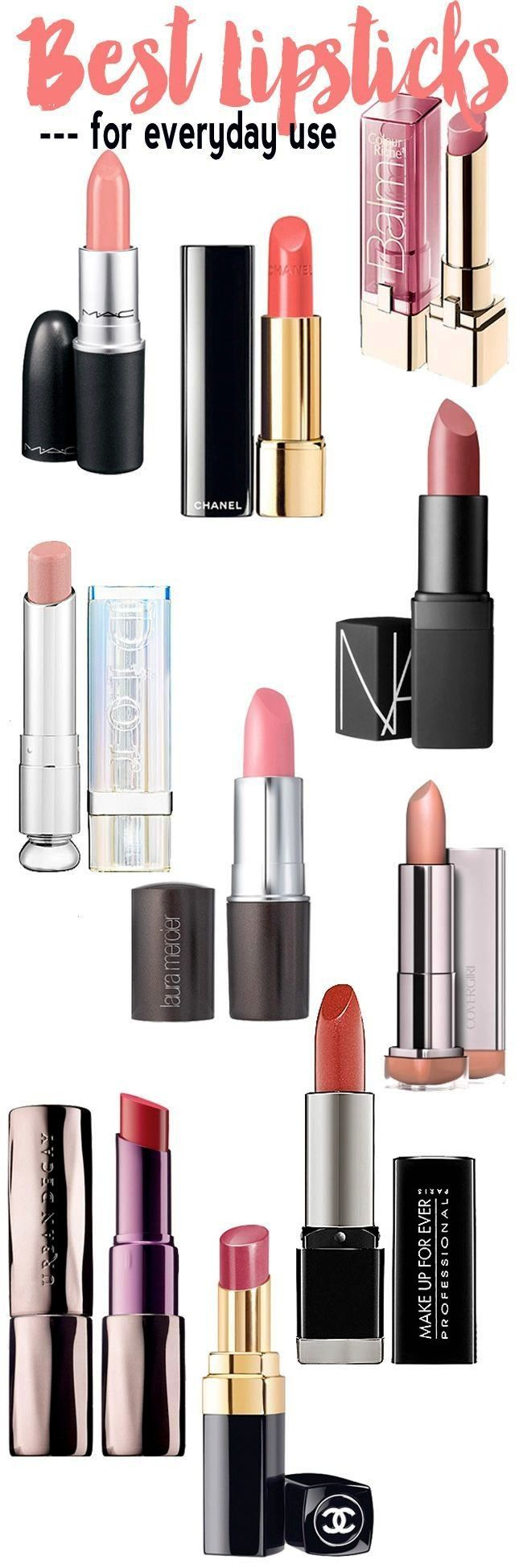 Lipstick Day: My FavoriteLipsticks. - Home - Beauty Blog, Makeup Reviews, Beauty Tips | Be Makeup
